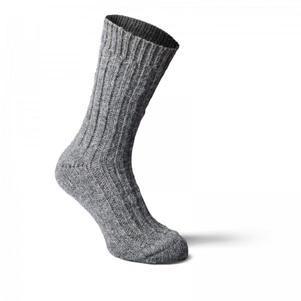 Alpaka-Socken dick