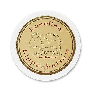 Florex Lippenbalsam Lanolina 10ml
